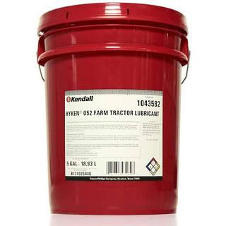 Трансмиссионное/Гидравлическое масло Kendall Hyken 052 Farm Tractor 19L