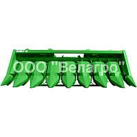 Жатка кукурузная, кукурузная жатка КМС - 6, КМС - 8