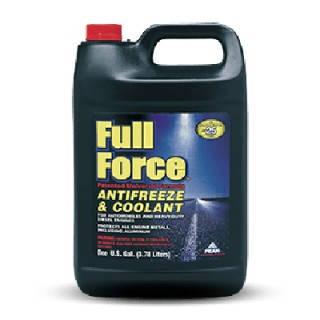 Антифриз-концентрат зеленый (-80) PEAK FULL FORCE Antifreeze/Coolant 3,785л