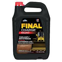 Антифриз-концентрат красный (-80) PEAK FINAL CHARGE NOAT EXTENDED LIFE Antifreeze/coolant 3,785л