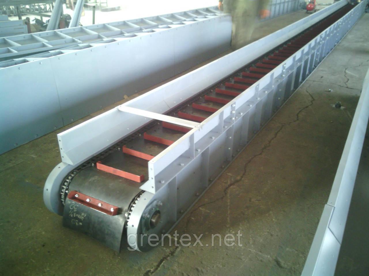 Транспортер пластинчатый в 650 снегоуборщик с транспортером