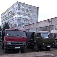 Аренда самосвала КАМАЗ 10-15 тонн, услуги в Днепропетровске