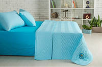 """Набор Горох: постельное белье и одеяло летнее ТМ """"Идея"""", фото 1"""