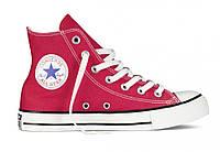 Высокие кеды Converse All Stars Chuck Tailor Красный, 41
