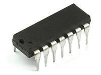74HC 00N Микросхема