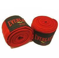 Боксерские бинты Everlat 3м.