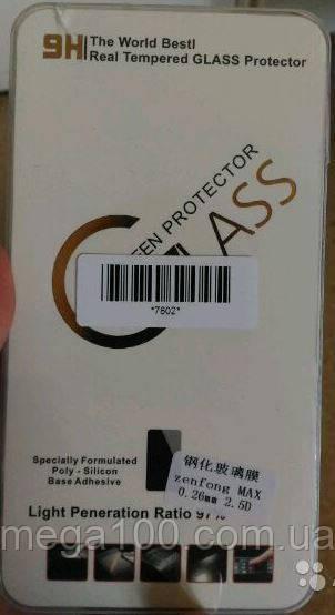 Защитное стекло на смартфон Asus Zenfone Max