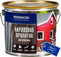 Пропитка Primacol для дерева 2,5л.(итальянский орех)