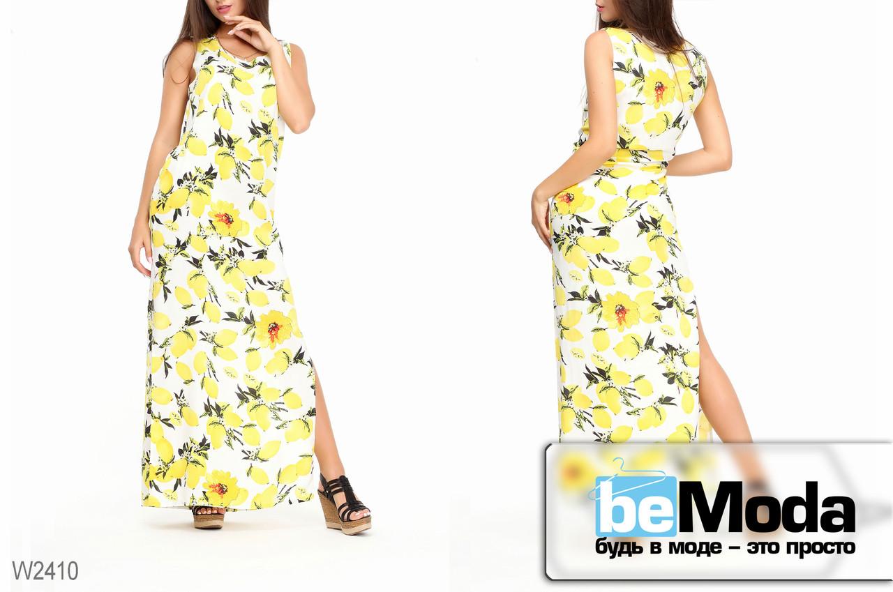 Lime платье с принтом