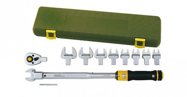 Динамометрический ключ Proxxon MICRO - CLICK 200 Multi