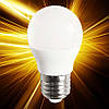 Светодиодная лампа Feron LB-380 G45 4W E27