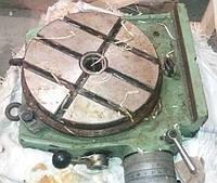 Стол станочный поворотный синусный электрический 200мм (Мод 370П)