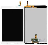 Дисплей для планшета Samsung T330 Galaxy Tab 4 8.0 (версия Wi-Fi) + Touchscreen Original White