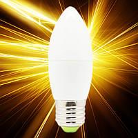 Светодиодная лампа Feron LB-737 C37 6W E27