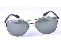 Солнцезащитные очки в стиле RAY BAN 3386 003 LUX, фото 1