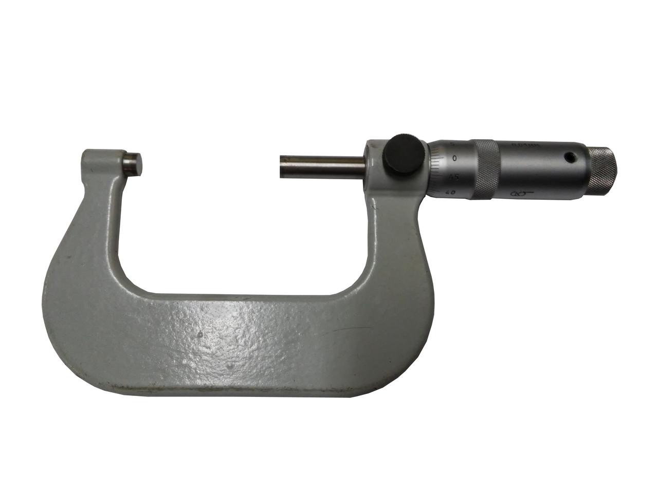 Микрометр МК 75 (50-75мм) ГОСТ 6507-60, Килибр, Россия