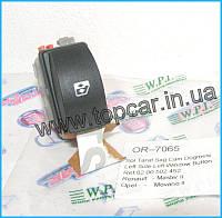 Кнопка стеклоподьемника ліва на Renault Master II 98 WPI OP7065