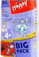 Подгузники Bella Happy Baby Maxi Plus 4+ (9-20 кг) 62 шт