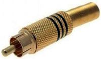 Разъем тюльпан RCA1050, под пайку, Telegartner