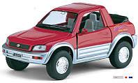 Инерционная модель легковая kinsmart 5 kt5011w toyota rav4 concept car металл двери открываються 1:36в коробке
