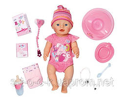 Кукла Baby Born - Очаровательная малышка Zapf 822005. Новинка!