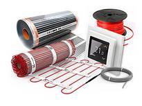 Электрический тёплый пол, терморегуляторы, реле напряжения
