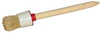 Кисть круглая Бригадир универсальная №6 30 мм (71-062) (12 шт./уп.)