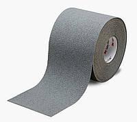 Противоскользящая лента 3M Safety-Walk эластичная для помещений с повышенной влажностью 370 серый цвет (610мм