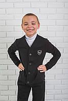 Кофта для мальчика черная, фото 1