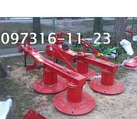 Косилка роторная Z-169 1.65 m Biardski