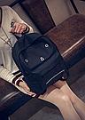 Городской рюкзак с грустным принтом., фото 3