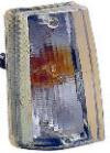 Фонарь указателя поворота правый (поворотник) на Iveco Daily II 1989--1999 DEPO 663-1501R-AE