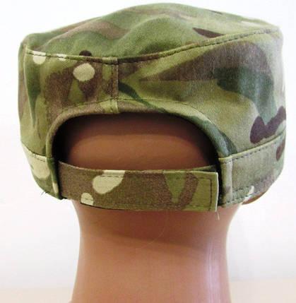 Кепка летняя в универсальном камуфляже армии Великобритании - MTП (негорючая ткань), фото 2