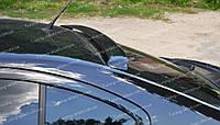 Спойлер на стекло Шкода Октавия А5 (спойлер на заднее стекло Skoda Octavia A5)