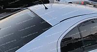 Спойлер на стекло Шкода Октавия А4 (спойлер заднего стекла Skoda Octavia A4 Milotec)