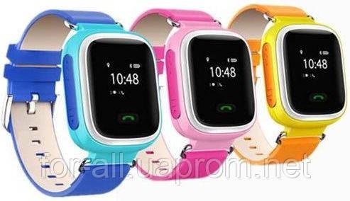 Купить детские часы Q60 с GPS и Wi-Fi со скидкой 25%. Цена 899 грн. ИМ Модная покупка