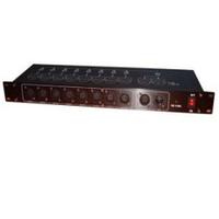 Усилитель-распределитель DMX сигнала BD108 (DMX SPLITER) 1 IN 8 OUT