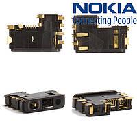 Коннектор зарядки для Nokia 1650/2332c/2600c, оригинал