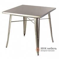 Стол металлический Tolix (серый)