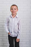 Стильная рубашка-трансформер белая, фото 1