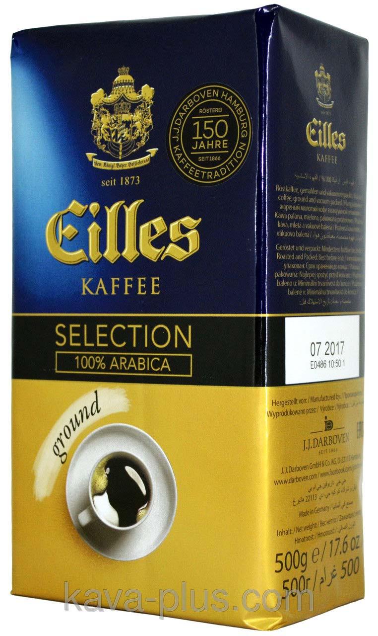 "Мелена кава J.J.Darboven ""EILLES Selection Filterkaffee"" 500 гр"