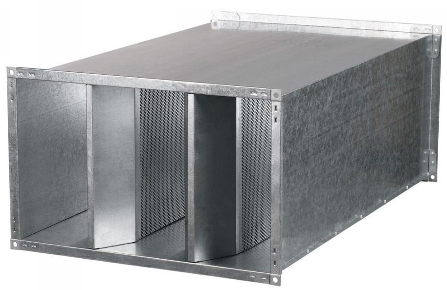 ВЕНТС СР 500x300 - шумоглушитель для прямоугольного канала