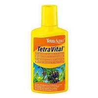 Tetra Aqua Vital 100ml - витаминизированный кондиционер для аквариума (на 200 л)