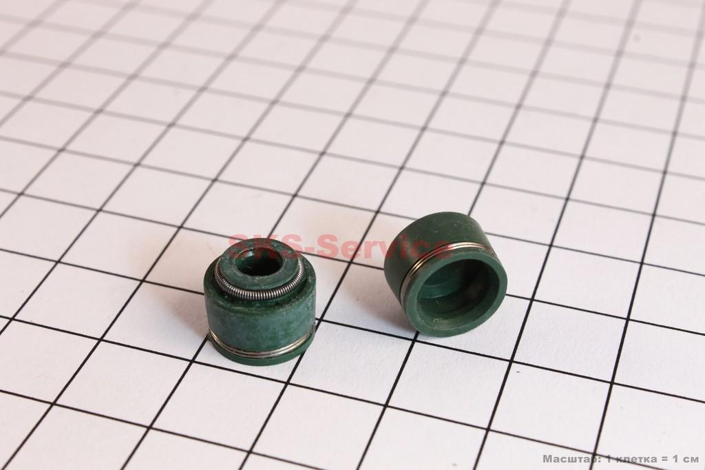 Сальник клапана к-кт 2шт CB/CG