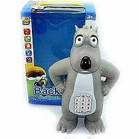 Интерактивная игрушка, говорящий Волк T295
