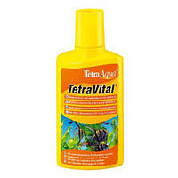 Tetra Aqua Vital 250ml - витаминизированный кондиционер для аквариума (на 500 л)