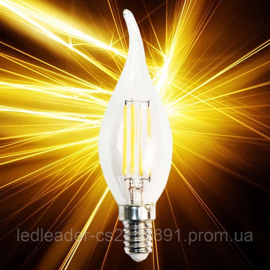 Светодиодная лампа Feron LB-59 4W E14