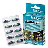 Tetra Bactozym 10 капсул - кондиционер для аквариума с культурой бактерий