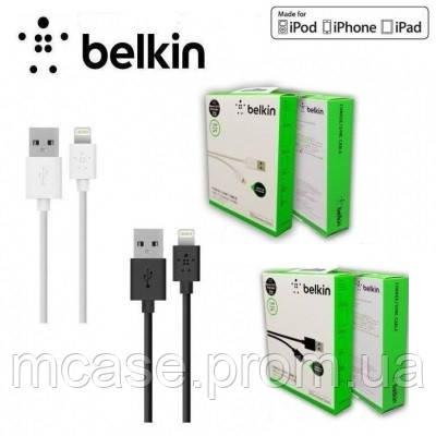 USB Lightning кабель Belkin для iPhone 6\ 5\ 5S\ 5C