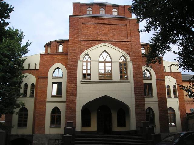 Материалы для реставрации фасадов